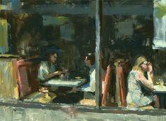 darren thompson painter