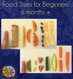 Baby Led Weaning 7 Months, Baby Led Weaning First Foods, Baby Weaning, Baby First Finger Foods, Healthy Baby Food, Homemade Baby Foods, Toddler Meals, Baby Food Recipes, Meals For One