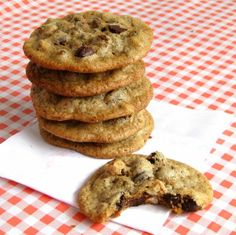 dorie greenspan's best chocolate chip cookies
