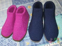 Затем вязание обувь (учебник) - называют новые туфли - Облака Fly - блог облака мухи
