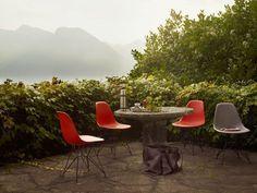 Vitra outdoor collectie - Eames Plastic DSR