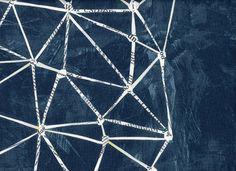 Carrie Bloomston Story Constellation Cotton Indigo