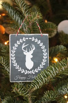HOMEMADE ORNAMENTS FOR GIFTS | The Winthrop Chronicles