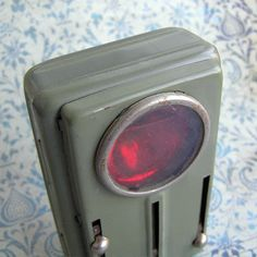 vintage old railroad flashlight... Apr 34 by CoolVintage on Etsy, $23.50
