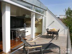 Das ALCO Schiebesystem – zartes Profil mit Design und Funktion Outdoor Decor, Home Decor, Profile, Contemporary Design, Decoration Home, Room Decor, Home Interior Design, Home Decoration, Interior Design