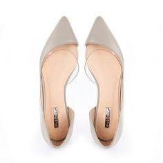 Туфли открытые женские черный натуральная кожа купить в Москве - K0641-300-500