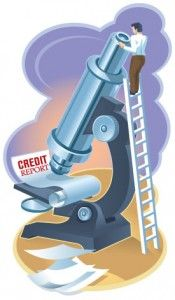 Content and Duration of Credit Report