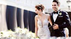 Neslihan Atagül & Kadir Doğulu wedding