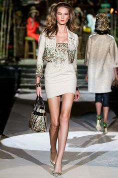 Dsquared² Spring 2014 Ready-to-Wear Collection Slideshow on Style.com