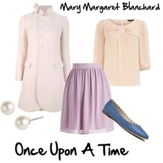 """Mary Margaret Blanchard - Once Upon A Time"" by kelliharrison on Polyvore"