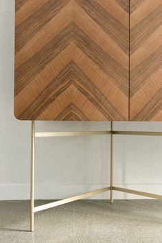 Madia Cabinet   by Pietro Russo Design Studio