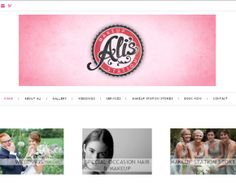 Here is a selection of sites from the Kitchen Table Web Design Business Portfolio. Identify and achieve the goals for your business through your website. Hair And Makeup Artist, Portfolio Website, Wedding Hair And Makeup, Business Website, Business Design, Web Design, Design Web, Website Designs, Site Design