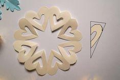 Gwiazdki z papieru, dekoracje świąteczne Kirigami, Christmas Diy, Symbols, Letters, Hollywood, Winter, Kids, Handmade, Cement