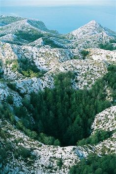 ✯ Nature Park Biokovo, Croatia.
