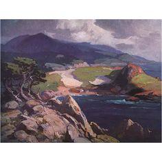 Californian Impressionist: Franz Bischoff
