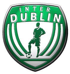 Inter Dublin, , Football logo , Ireland