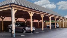 Post and Beam Timber Buildings - Garages, Carports, Home Offices, Balcon...