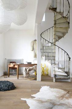 old staircase via se