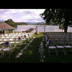 June Weddings at the Ridges Resort in North Georgia!