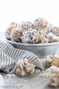 These No-Bake Coconut Krispie Date Balls are made with dates and Rice Krispies and rolled in coconut. This classic Christmas cookie is a requirement in my house! I know it's mid December (WHAT THE WHAT?) but I decided we're going to share cookie recipes all week because all I've been doing lately is making batch …