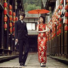 china's traditional dress cheongsam