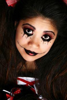 Halloween 2009 consigli trucchi maschere Trucchi da strega - foto 2 di 12 934d1afe10aa