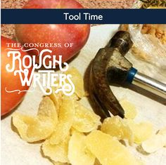 Every trade has its tools. Writers have their favorite set of pens, journals and books, in addition to their computers and events like NaNoWriMo. Using such tools, they take to the page and write a...