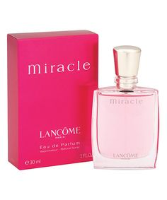 Look what I found on #zulily! Miracle 1-Oz. Eau de Parfum - Women #zulilyfinds