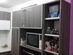 DESPENSERO, ESCOBERO, MUEBLE DE GUARDADO, FABRICA EN CAPITAL FEDERAL, TE: 4 504 4047 - YouTube