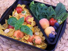 Lecker Bentos und mehr: Bento Nr. 277 Melonen-Nudel-Salat