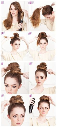 68 best Hair Straightener Hairstyles images on Pinterest in 2018 ...