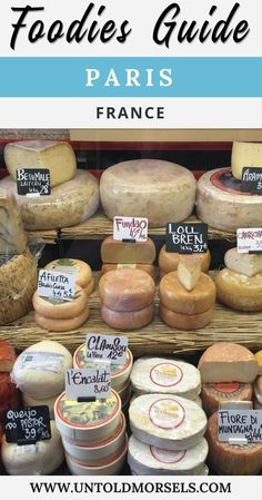 Paris food guide – plan the ultimate foodie trip to Paris Paris food guide – where to find the best Paris restaurants, food markets and Paris food tours Disneyland Paris, Best Restaurants In Paris, Paris Food, Paris Travel, France Travel, Beste Hotels, Places To Eat, Food Places, Coffee Travel