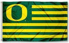 State Flag of Oregon  #nationalbrand