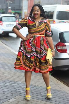 2019 Plus Size Trend: Miko midi dress,African print dress,African clothing,African midi… - 2019 Trends African Dresses For Women, African Print Dresses, African Attire, African Fashion Dresses, African Wear, African Women, African Style, African Prints, Ghanaian Fashion