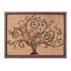 Wondrous Willow Tree Wall Plaque | Kirkland's