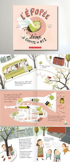 Caroline Hamel_illustration Graphic, Illustration, Map, Design, Illustrations, Maps, Design Comics