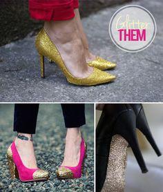 f0b76eca5c3 4 Ways to Dress Up a Pair of Plain Heels