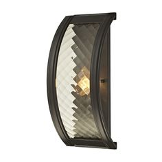 ELK Lighting 31450/1 Chandler Collection Oil Rubbed Bronze Finish