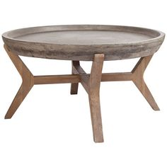 Tonga Coffee Table ($875) ❤ liked on Polyvore featuring home, furniture, tables and accent tables