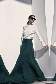 The Green Maxi (TfDiaries By Megan Zietz) | The o'jays, Marshalls ...