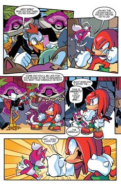 Chip is so cute! He needs his own show, I'm telling ya.I just noticed.he has teeny tiny hands! Sonic Funny, Sonic 3, Sonic The Hedgehog, Doctor Eggman, Sonic Mania, Echidna, Video Game Characters, Comics Universe, Archie