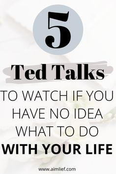 How To Find Your Dream Job – Ted Talks to watch if you have no idea what to do with your life Career Planning, Career Advice, Career Ideas, Inspirational Ted Talks, Career Exploration, Science Education, Physical Education, Career Change, How To Change Careers