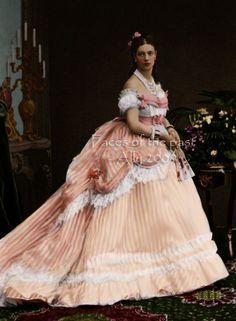 Empress Maria Fyodorovna Romanova of Russia, (princess dagmar of Denmark),