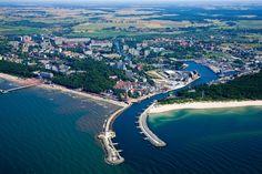 [2/10] Zachodniopomorskie to przede wszystkim natura. Piękne, szerokie, Kołobrzeg fot. Robert Gauer piaszczyste plaże wraz z otaczającym je Morzem Bałtyckim oraz wydmami stwarzają warunki do rozwoju turystyki zarówno wypoczynkowej jak i aktywnej.