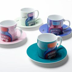 Marmite mugs. Love them or hate them? | Plates | Pinterest | Marmite