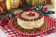 Panelaterapia   Torta Gelada de Panettone   http://panelaterapia.com