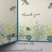Stamping with Stazzy: 🙐 Wildlife Z fold Card 🙓 Hi Everyone, Today I . Summer Feeling, Thank You Cards, Stamping, Highlights, Wildlife, Community, Invitations, Messages, Posts