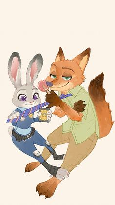 The name's Nick Wilde. I work alongside my partner Judy Hopps in Zootopia. __________________________________ This is a fan account involving the Disney movie Zootopia. Cartoon Movie Characters, Cartoon As Anime, Pixar Movies, Nick Wilde, Walt Disney, Disney Magic, Disney Art, Disney And Dreamworks, Disney Pixar