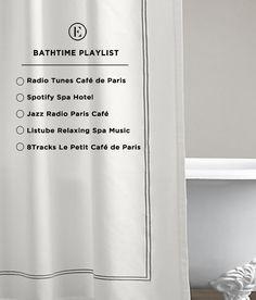 Crafting the Perfect Bath: Bathtime Playlist #theeverygirl