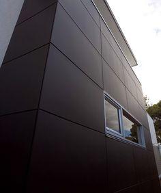 Scyon Matrix Cladding Hpl In Residential Housing
